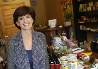 Bow Wow Boutique offering homemade treats, other local products