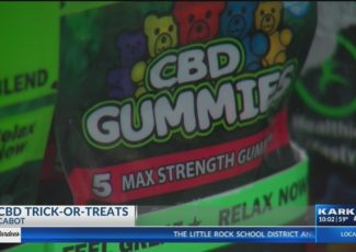 CBD Store Offers Alternative Halloween Treats for Adults
