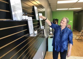 First CBD-only shop opens in Temple