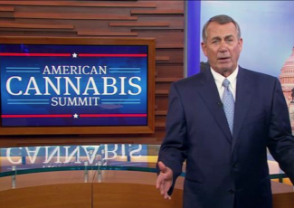 John Boehner Wants to Help You Make Millions in Cannabis!