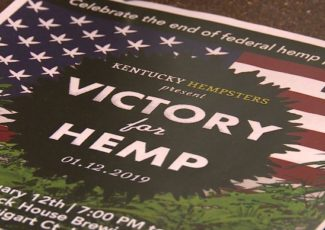 Advocates raise a glass to future of Kentucky's hemp industry at Lexington celebration – WKYT