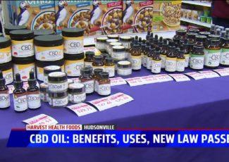 Harvest Health hosts CBD oil seminar in Hudsonville – WXMI FOX 17 West Michigan