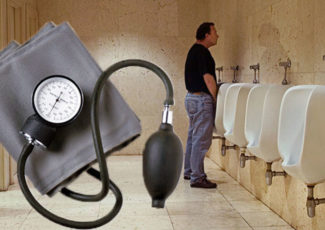 High blood pressure symptoms: Urinating less is a warning sign of severe hypertension – Express