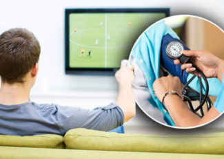 High blood pressure: The exercise 'cheat' to lower hypertension risk from your own sofa – Express