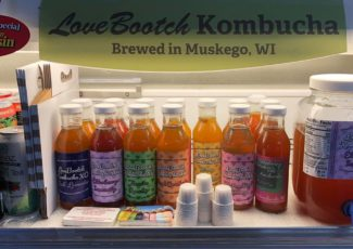 LoveBootch Kombucha's Cannabidiol-infused Brew – Shepherd Express