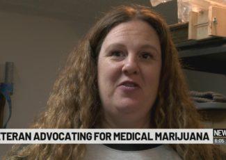 Veteran advocates for medical marijuana in Indiana – WISH-TV