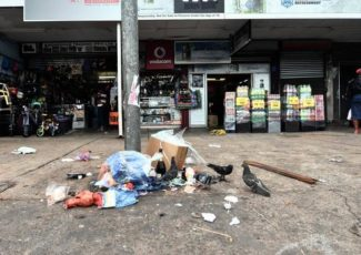 Traders tell of Pretoria crime of grime | Pretoria News – Independent Online