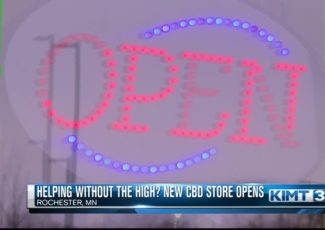 A new store entirely dedicated to CBD products just opened in Rochester – KIMT 3