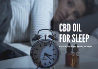 CBD Oil for Sleep – Use CBD To Sleep Better at Night – Explosion