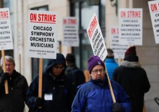 Chicago Symphony musicians' strike over wages, pension – KGAN TV