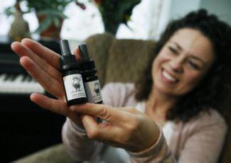 Oxford artist launches own CBD cannabis oil – Black Sheep – Oxford Mail