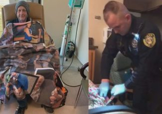Police searched a cancer patient's room for marijuana; video receives major backlash – FOX 5 DC