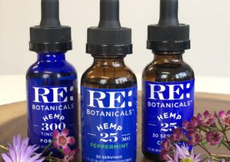 RE Botanicals Hemp Tincture Offers Silky Smooth CBD With No Aftertaste – Ministry of Hemp