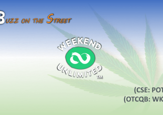 "The Latest ""Buzz on the Street"" Show: Featuring Weekend Unlimited (OTCQB: WKULF) (CSE: POT) at SXSW – Financialbuzz.com"
