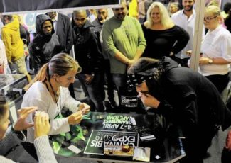 Massive demand for medical cannabis, say experts at Cannabis Expo   Weekend Argus – Independent Online