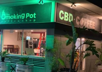 One of Houston's first CBD coffee shop to open on 4/20 – KTRK-TV