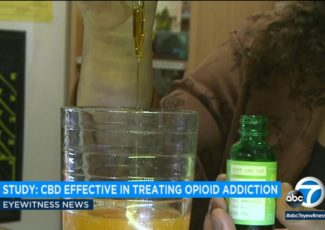 CBD may reduce cravings, anxiety in heroin addicts, study says – KABC-TV
