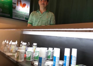 Grassland native finds a niche in the community for his hemp dispensary – Franklin Home Page