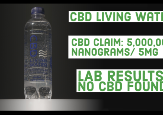How much CBD is really in that CBD water, donut or beer? – KGW.com