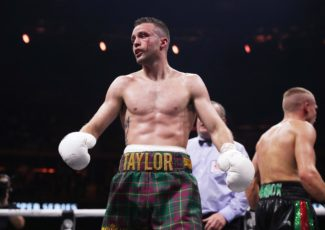 Josh Taylor wins his first world title after securing points victory over Ivan Baranchyk in Glasgow – Evening Standard