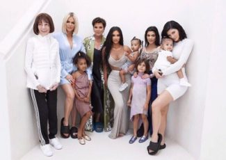 Kim Kardashian says her new son is 'so perfect' – as she shares never before seen photos from her baby shower – Goss.ie