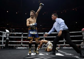 Naoya Inoue destroys Emmanuel Rodriguez inside two rounds to become new IBF bantamweight champion – Evening Standard