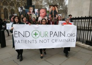 Parents' fury at NHS failure to prescribe life-saving cannabis for children – iNews