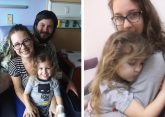 Parents Lose Custody of Toddler for Switching to 'Natural' Treatment After 2 Rounds of 'Brutal' Chemo – CafeMom