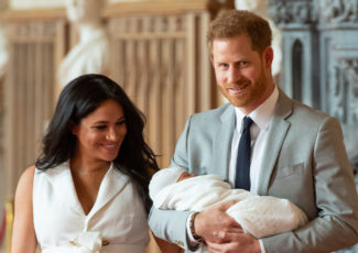 Prince Harry + Meghan Markle chose this surprising name for their baby boy! 😍 – Motherly Inc.