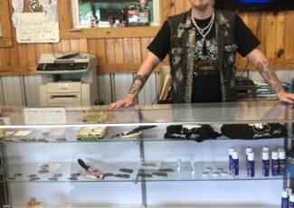 Blackbird Tattoo Gallery provides tattoos, piercings, CBD products – McDowell News