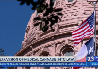 Expansion of medical cannabis into law – KVEO-TV