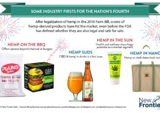 As Summer Heats Up, So Too Does Market Buzz About Hemp And CBD Products – Benzinga