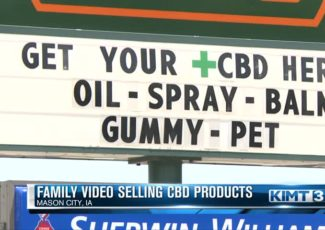 CBD products now available for sale at Family Video, despite message from State Attorney General – KIMT 3
