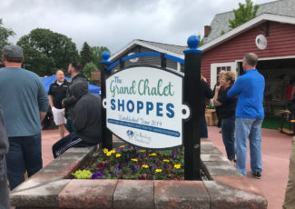 Here's a look into the new Grand Blank chalet shops – MLive.com