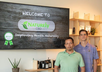 Naturely CBD Store Opens in Zionsville – Carmel Monthly Magazine