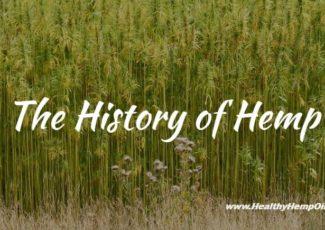 The History of Hemp