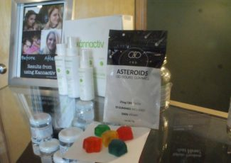 Chew on this: CBD edibles a hot commodity – FW Business
