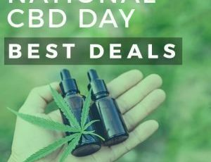 It's National CBD DAY! What is it? And Best Deals today – TheCannabisRadar