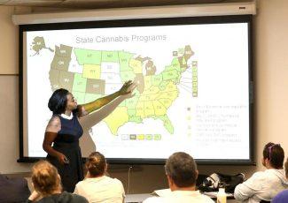 Aspiring budtenders learn at cannabis community college – The Keene Sentinel