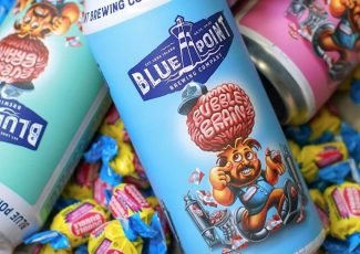 Blue Point Brewing Company's New Bubble Gum Beer Has a Garbage Pail Kids Twist – Mental Floss