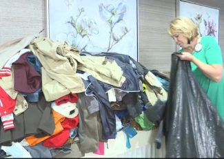Dothan Tuesday Rotary Club collects coats for homeless Video – WTVY, Dothan