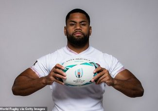 DYLAN HARTLEY's irreverent guide to the England Rugby World Cup squad – Daily Mail