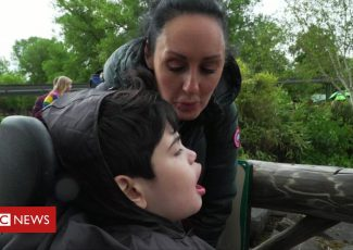 Mum faces breaking law to get son's epilepsy medicine – BBC News