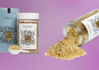 Review: Lord Jones High CBD Bath Salts – Mashable
