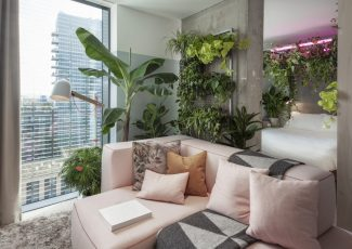 Leaf It Out! London Hotel Unveils Houseplant-Themed Suites – Londonist