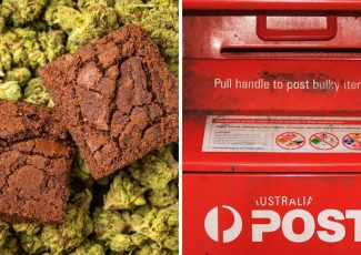 Cannabis baked goods intercepted by SA Police, two arrested at Aldinga Beach – 7NEWS