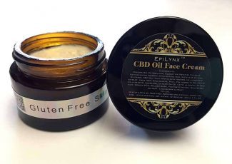 EpiLynx Miracle Gluten-Free Face Cream with CBD Oil – Celiac Disease and Gluten-Free Diet Support – Celiac.com