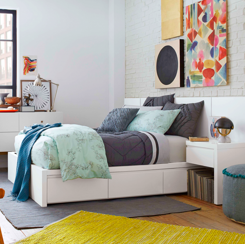 how to feng shui your bedroom - best feng shui colors