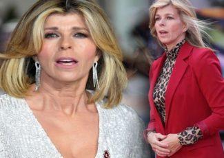 Kate Garraway health: TV presenter's health scare 'I had a temperature over 40' – Express