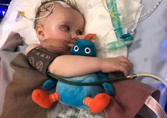 Parents refuse chemo for cancer-stricken baby son and opt to try cannabis oil instead – The Sun